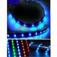 New Pretty Five Color 30cm 12V Flexible Waterproof LED Neon Car Soft Light Strip Christmas Festival Decoration