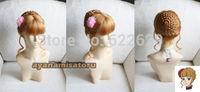 Umineko no Naku Koro ni Beatrice cosplay wig Kanekalon Fiber no lace Hair wigs Free shipping