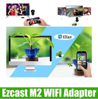 New wifi dongle airplay Support DLNA Miracast ezcast tv stick Ezcast M2 1080P Wireless WIFI Display Dongle Adapter