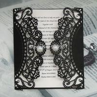 Unique wedding party invitation cards