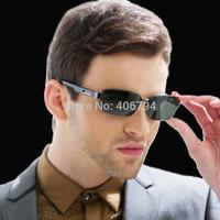 [ ] Metal M Charles Lei polarizer Ban sunglasses driver glasses, night vision goggles 8225