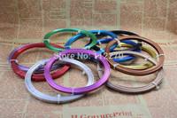 2014 fashion DIY aluminum wire 5mm width 3m/lot handmaking Craft Jewelry Making Aluminum Wire