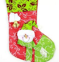 GAGA!Free shipping shipping beautiful and fashionable small bell cartoon snowman christmas gift,40pcs/lot,YS2-10