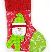 GAGA!Free shipping shipping santa stocking gift bags ,40pcs/lot,YS2-12