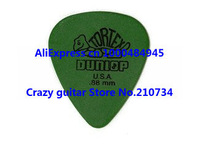 72 piece Guitar Picks .0.88 mm green Tortex Guitar Picks from china free shipping