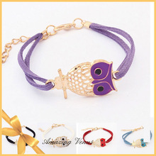 Price Sell Like Hot Cakes Fashion Accessories Exquisite Hollow Owl Bracelet Restoring Ancient Ways Beautiful Bracelet For Women