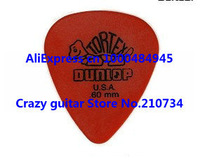 72 piece Guitar Picks .60 mm Orange Dunlop Tortex Guitar Picks from china free shipping