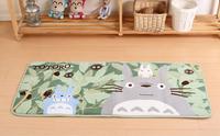 50*120cm cartoon anti-slip kitchen carpet dustproof bedroom mat parlor rugs  free shipping