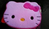 60*50cm hello kitty bedroom mat soft car mat anti-slip door mat floor rug  free shipping