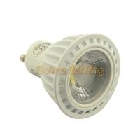 6X New Arrival 5W MR16 COB GU10 Led Downlight Bulb Lamp Warm/Cool White CE/RoHS Led Lighting Spotlight (4000-4500K available)