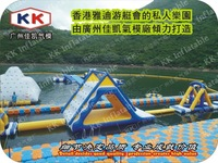 custom inflatable water sports games park  for adult in Hongkong clubKKWP-L020