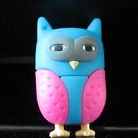 Owl usb flash drive 4GB 8GB 16GB 32GB Thumb/Car/Key/Pen Drive memory stick gift