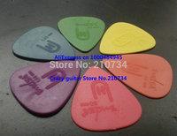 100 pcs Guitar Bass Picks Rock-On Touring0.5 0.6 0.73 0.88 1.0 1.14 Mixed Guitar Picks WITHCASE POM Rock-On Touring Guitar Pick