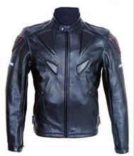 Livraison gratuite hommes PU veste, Professional racing veste blouson moto moto livraison 5 conjuntos de vêtements de protection(China (Mainland))
