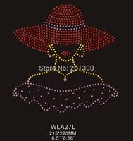 Girls fashion rhinestone motif,FREE SHIPPING!ITEM# WLA27L