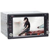 JOYOUS  2 Din universal car DVD player for Nissan, built-in GPS navigation/ATV,support BT/Radio/RDS/APE/automotive audio system