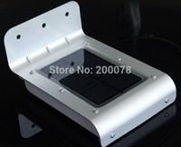 Super bright 16 led solar light PIR motion sensor solar garden lamp outdoor sunlight waterproof lights bulb w/1000mA battery
