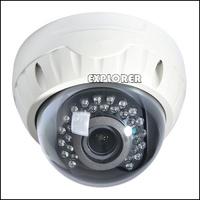 1.4 Mega pixel 30pcs IR Led Network IP Camera H.264 with IR CUT Night vision Support Smart Phone Iphone Browser KA-SN319Q-D1