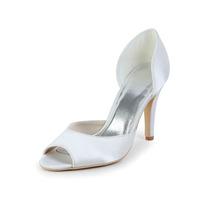 2014 Sandalias Sapatos Femininos free Shipping Fabulous Brides Tops Brand New Simple Peep Toe Wedding Shoes Stiletto Heel Cy0198