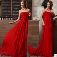 Fashion Crisscross Design Sexy Lady Open Back Sweetheart Summer Long Formal Evening Dresses Gowns 2014