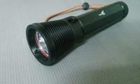 Levou Lanterna torch lighting LustFire DV300 4xCREE XM-L2 4800 Lumens LED Professional Scuba Diving Flashlight