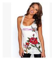 The new fashion ladies' small vest/small condole Super affordable crop top