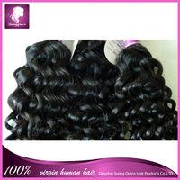 Aliexpress  brazilian wavy virgin hair,10-30inch brazillian human hair weave brazilian virgin hair weaves human hair extension