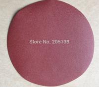 "100pcs 180mm 7"" Sanding Paper BUFFING PLATE Grinding Wheels Heads Polishing Abrasive Electric Grinder Milling"