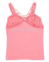 2014 Liz Lisa Japanese lace bow all-match sling vest primer inside top quality for sale