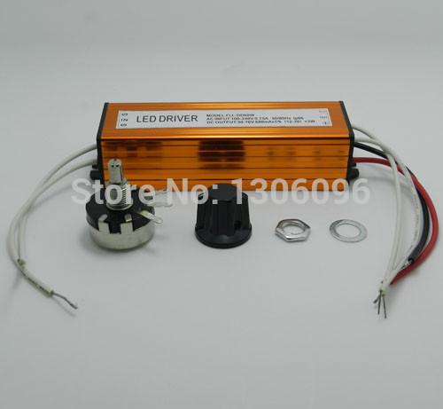 36W AC85-265V Halogen Light LED Driver Power Supply Converter Electronic Transformer 1pcs/lot Free Shipping(China (Mainland))