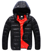 2014 Children's outdoor down jacket Warm high fashion leisure ultralight 90% wool clothing girls winter coat size 4-10 years old