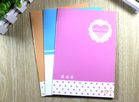 This lovely English notebook,notebook,Students small prize,The English notebook