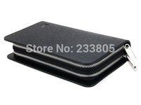 Original Designer brand men wallet high quality genuine leather handbag men wallets purse Day Clutch bag