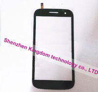 New 2014 items Free Shipping Touch Screen Front Panel Digitizer Glass Sensor Replacement For Wiko Cink King