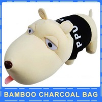 Bamboo Charcoal Bag doll car deodorant bamboo charcoal bag purify auto air freshener lessen radiation indoor decoration toys