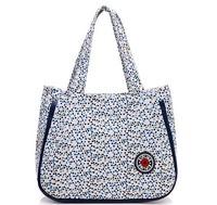 KP-082 Newly hot  nylon printed women bag leisure shoulder lady bag free shipping