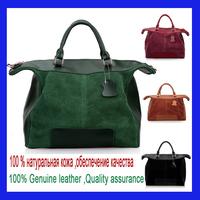 2014 Hot Sale Rushed Freeshipping Women Handbags Women Messenger Bags Guaranteed Genuine Leather Large Shopping Bag Handbags