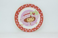 288pcs/lot Children's girl  party supplies 7 inch plate