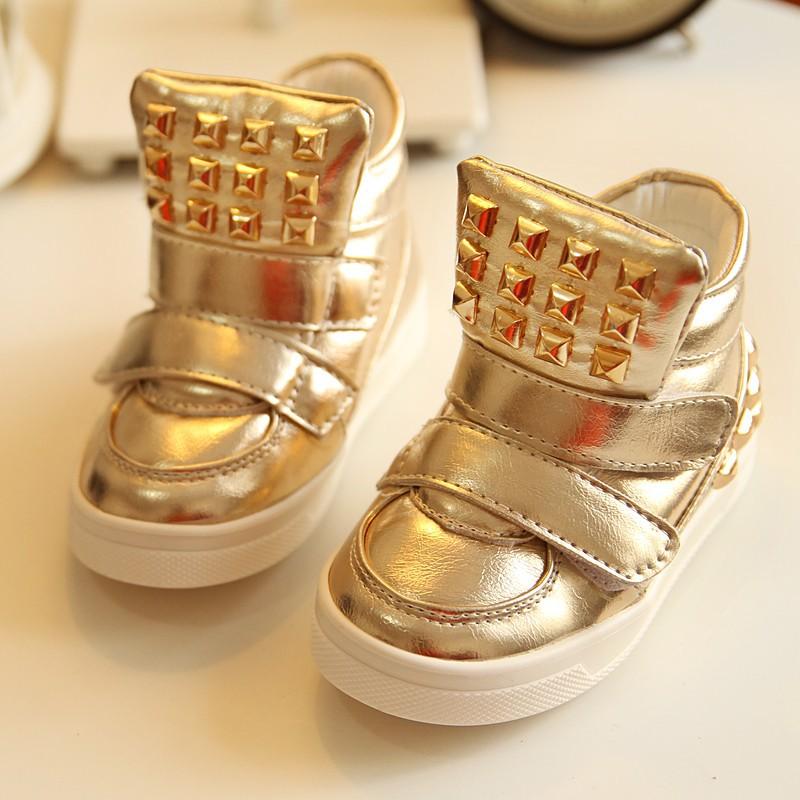 Korean Shoes High Tops Girls Shoes Boys Girls High Top