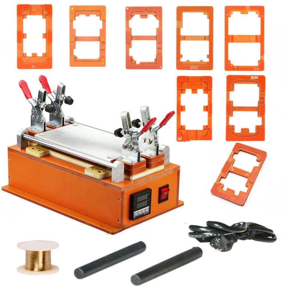 Промышленная машина  LCD separator LCD 110V 8pcs lp116wh2 m116nwr1 ltn116at02 n116bge lb1 b116xw03 v 0 n116bge l41 n116bge lb1 ltn116at04 claa116wa03a b116xw01slim lcd