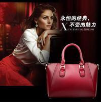 2014 new fashion ladies leather bag handbag Messenger Bag Large