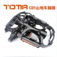 Promotion  hot sale biycle saddle   aluminum alloy road bike mountain bike folding bike bicycle pedal