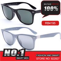 Free shipping 2014 Polarized resin lens fashion summer sunglasses rb4195 liteforce sunglasses models  fashion men's or ladies
