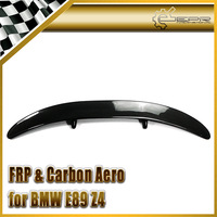 For BMW E89 Z4 HM Style Carbon Fiber Rear Trunk Spoiler