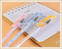 Free Shipping Kawaii cartoon Ballpoint Pen School Supplies Office Stationery Plastic Ball Pen