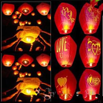 Wholesale - - free shipping the sky lanterns, lantern balloon kongming lantern lamp oath and excellent flame retardant quality(China (Mainland))