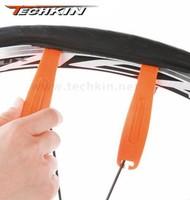 40122 TECHKIN / Teli OK pry bar tire ultra high strength nylon plastic pry bar bicycle tires Tyre tire