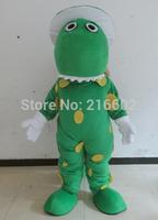 Green Dragon Dinosaur mascot costume fancy dress custom fancy costume cosplay mascotte theme carnival costume kits