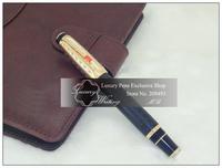 Free Shipping! 14k Gold Boheme Series Special Design Luxury Gel Pen with Austria Diamond, Perfect Gift Brand Pen