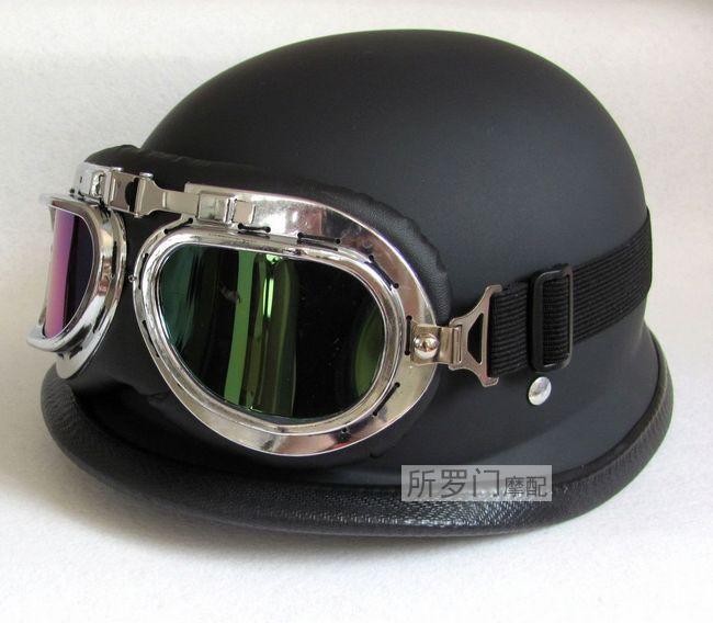 Ww2 Aviator Goggles Pilot goggles skull helmet